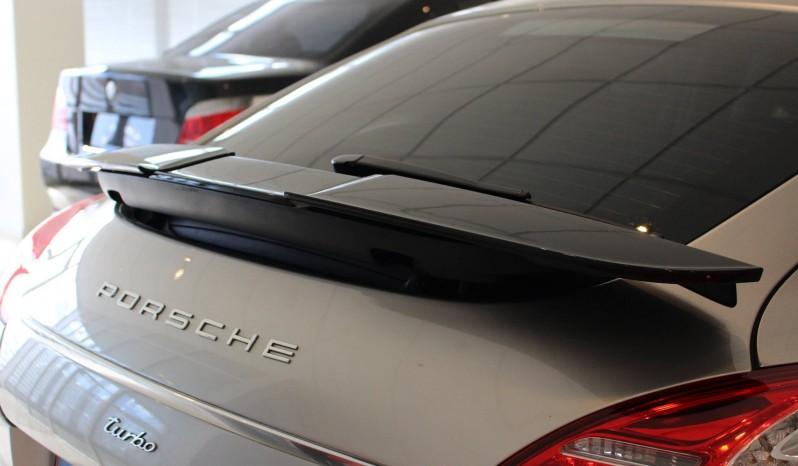 Porsche Panamera Turbo PDK full