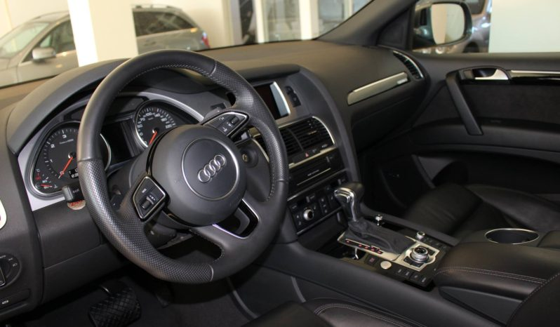 Audi Q7 4.2 TDI S-line full
