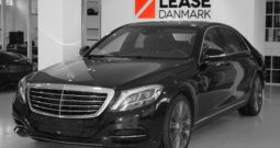 Mercedes-Benz S350L Bluetech