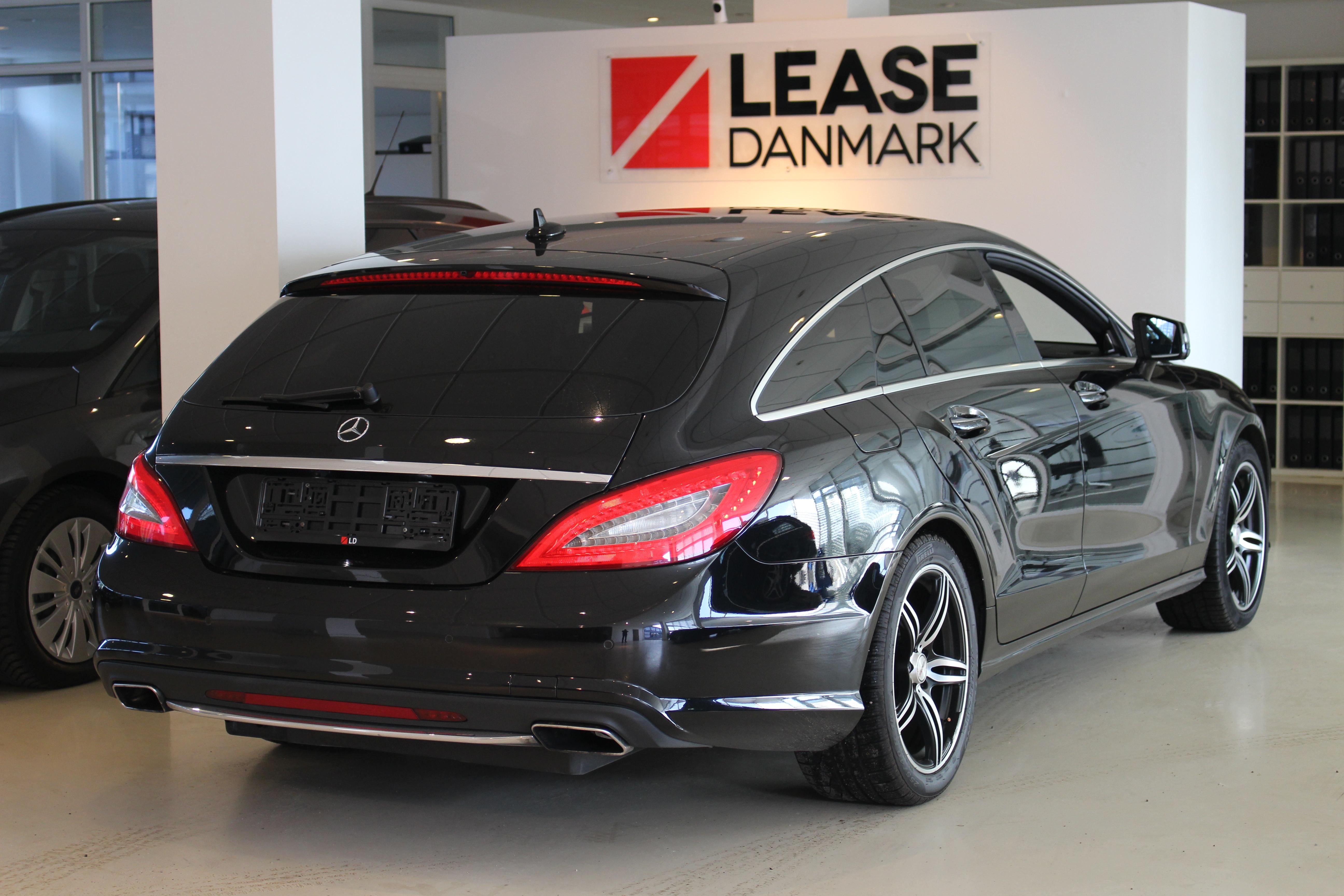 mercedes benz cls 350 shooting brake lease danmark. Black Bedroom Furniture Sets. Home Design Ideas