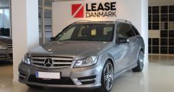 Mercedes-Benz C250 CDI AMG-pakke