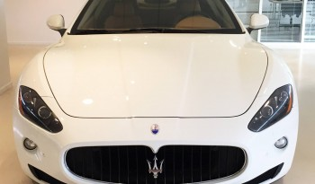 Maserati Granturismo S 4,7 full