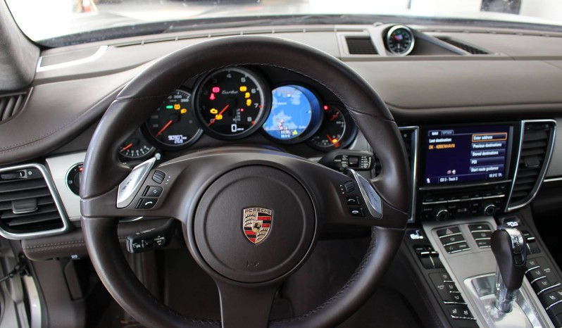 Porsche Panamera Turbo PDK full