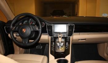Porsche Panamera Diesel full
