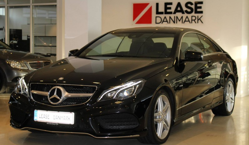 Mercedes E250 CDI AMG-styling