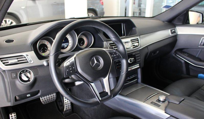 Mercedes-Benz E350 full
