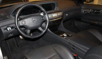 Mercedes-Benz CL63 6,2 AMG full