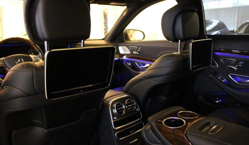 Mercedes-Benz S350L Bluetech full