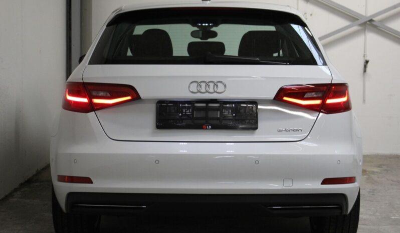Audi A3 E-Tron full