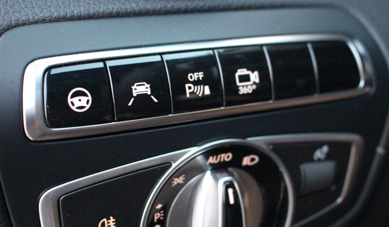 Mercedes C63 S AMG full