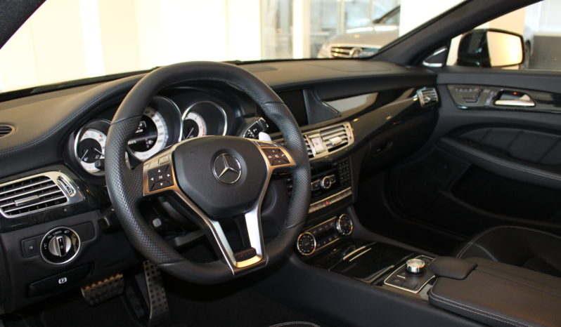 Mercedes-Benz CLS 350 full
