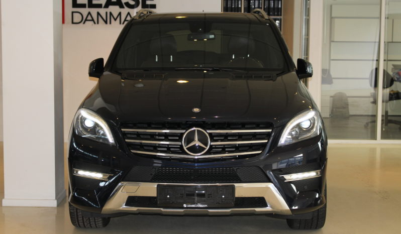 Mercedes-Benz ML 350 full