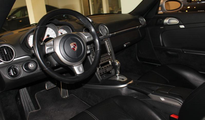 Porsche Cayman S full
