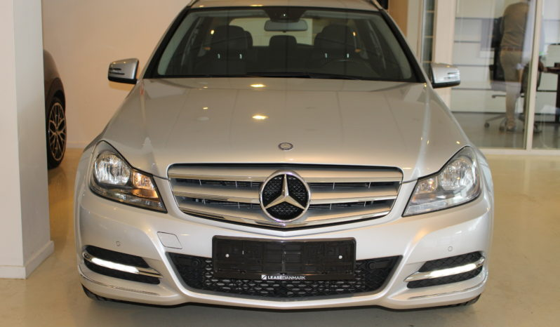 Mercedes-Benz C220 Avantgarde full