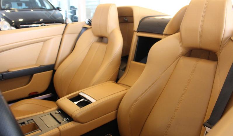 Aston Martin Vantage V8 Roadster 4,3 full