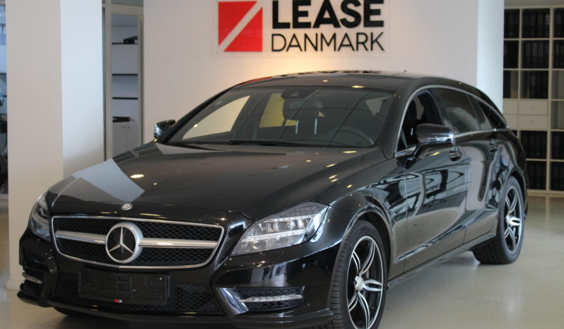 Mercedes-Benz CLS 350 Shooting Brake full