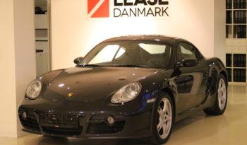 Porsche Cayman full