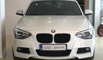 BMW 118i M-Sportpaket full