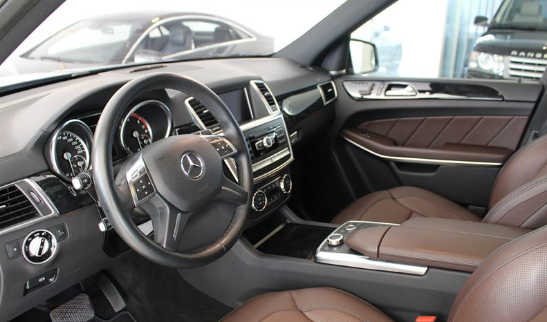 Mercedes-benz GL350 AMG-pakke full