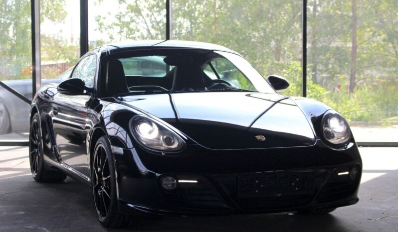 Porsche Cayman S BLACK EDITION LIMITED EDITION.