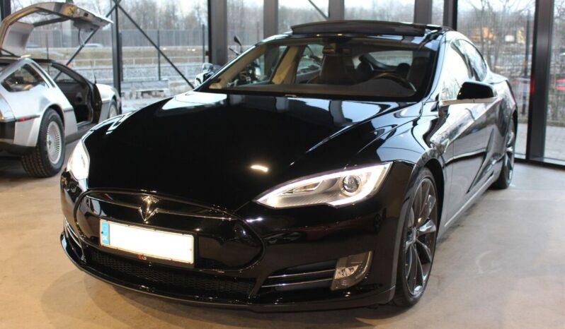 Tesla Model S P85 SIGNATURE full