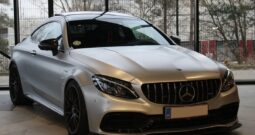 Mercedes C63 S Coupé