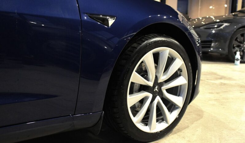 Tesla Model 3 LONG RANGE AWD DUAL MOTOR full