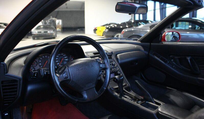 Honda NSX full