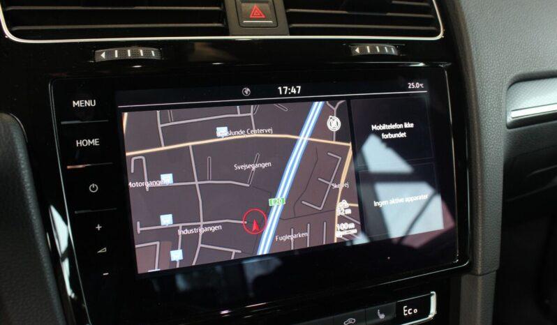 VW GOLF VII GTE full